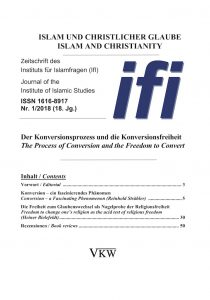 Cover IFI-Journal
